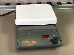 Corning Pc 400d 5 X 7 Laboratory Hot Plate 6795 400d