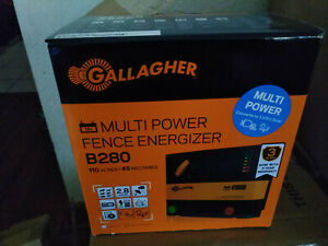 Multipower Fence Energizer