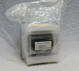 Process Specialties Silicon Wafers 24 Pack Dc051297 Wafer 3ka Doped Poly