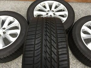 4 Goodyear Eagle F1 Asymmetric Suv 4x4 255 55 20 Tires