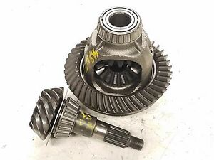 Jeep Wrangler Yj Dana 30 Front Differential Carrier 3 07 Gear Ratio 87 95 94q