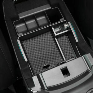 For Ford Explorer 12 19 Car Center Console Armrest Storage Box Tray