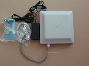 5 Meter Rfid Uhf Reader writer Free Sdk And Software For Car Packing System