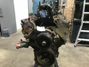 Engine 02 2002 Chevy Silverado 1500 5 3l V8 Motor 186k Miles Compression Tested