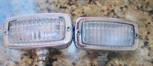 Vintage Hella Back Fog Reverse Lamp Light Porsche 356 Mercedes Vw Cox Bug Bus