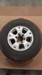 2005 2015 Toyota Tacoma 16x7 5 Spoke Wheel W Snow Tire 11074