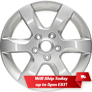 New Set Of 4 16 Replacement Alloy Wheels Rims For 2007 2009 Nissan Altima