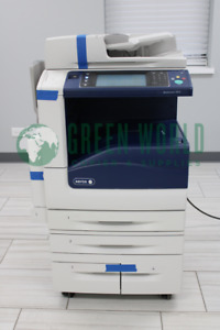 Xerox Workcentre 7845 Multi function 45 Ppm total Meter 33k