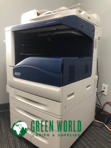 Xerox Workcentre 7835 Multi function 35 Ppm total Meter 17k