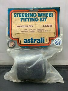 Vintage Volkswagen Porsche Steering Wheel Fitting Kit Vw Bug Beetle 1200 1203