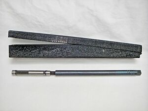 Nos 8 Reiff Nestor Adjustable Reamer 11 32 3 8 4 Flute In Metal Case