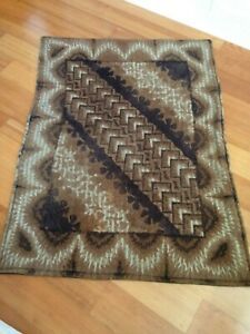 Antique Stroock Carriage Sleigh Blanket Pre 1920