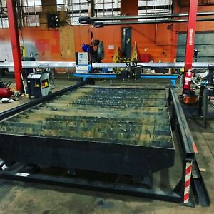 6x12 Cnc Plasma Cutting Table