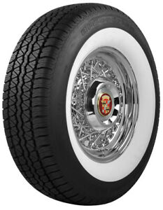 Coker P235 75r15 Bfgoodrich Radial 2 7 8 Wide Whitewall Tire