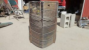 1938 Studebaker Grille Original free Delivery Fall Carlisle hershey Pa Swaps