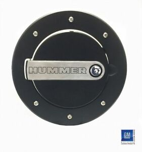 Defenderworx Hummer H3 H3t Fuel Door H3ppt08060 Black Two Tone Lockable