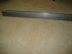 Pantera De Tomaso Rocker Panel Custom Made Right Side Left Is Available