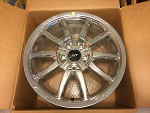 Shelby Alcoa Gt500kr Oem Wheel Rim Gt500 Kr Super Snake Ford Mustang Forged New