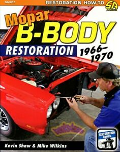 Dodge Charger Coronet Rt Super Bee Restoration Manual Guide Book How To Restore