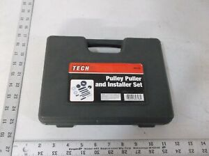 Performance Tech Pulley Puller And Installer Set W89708
