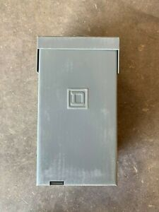 Square D Hom24l70rbcp 07122 Homeline 70 Amp 2 space 4 circuit Load Center