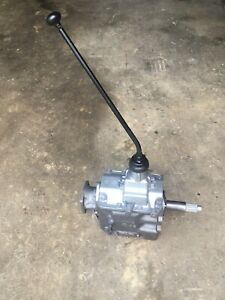 Np435 Ford F600 F700 4 Speed Transmission W Shifter 65k Original Miles