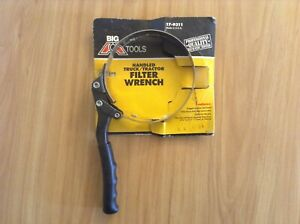 Big A Tools Handled Truck Tractor Filter Wrench Made In U S A