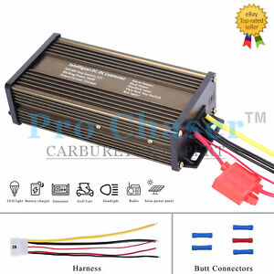 Pro Chaser Dc dc 36v 48v Voltage Converter Regulator Reducer To 12v 300w 25a
