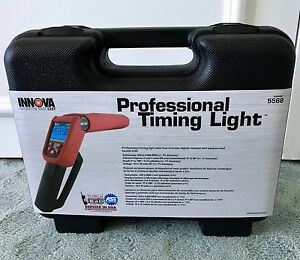 Innova 5568 Digital Electric Pro Timing Light Tool Case