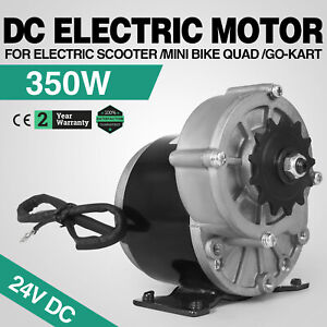 350w 24v Dc Electric Skateboard Accessory Wheel Hub Motor 3000rpm
