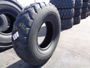 14 00r24 Double Coin Otr Tire E 2 L 2 G 2 Rem1 1 star Used 17 32 Sidewall Tread