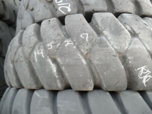 18 00x33 General Otr Tire E 3 L 3 Ndlcm 32 ply Used 43 32 Tread Section Sidewa