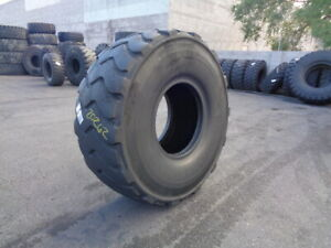 23 5r25 Michelin Otr Tire E 3 Xadn 1 star Used 16 32 Sidewall Tread Spots Regr