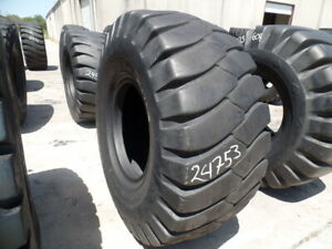 23 5x25 General Otr Tire E 3 L 3 Ndlcm 16 ply Used 16 32 Clean 23 5 25 Bias