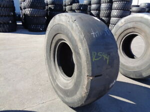 23 5x25 General Otr Tire L 5s L5s 20 ply Used 36 32 Clean Nail Hole Patch 23 5