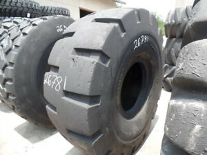 26 5r25 Michelin Otr Tire L 4 L4 2 star Retread used 60 32 Clean Recap 26 5 25