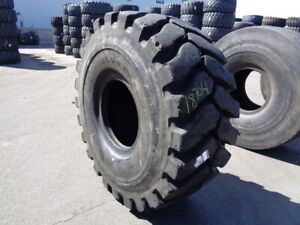 26 5r25 Michelin Otr Tire L 5 Xldd2 1 star Used 86 32 Bead Spot 26 5 25 26 5x25
