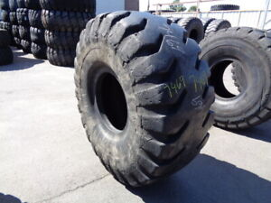 26 5r25 Michelin Otr Tire L 5 Xmined2 1 star Used 92 32 Sidewall Section Sidew
