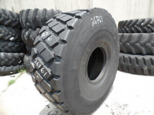 29 5r25 Michelin Otr Tire E 3 L 3 Vmt 1 star Retread used 53 32 Clean Recap 29