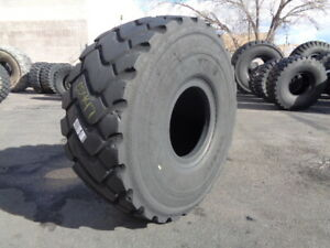 29 5r25 Michelin Otr Tire E 3 L 3 Xha2 2 star Used 24 32 Sidewall Spots Regroo