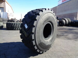 29 5r25 Michelin Otr Tire E 3 L 3 Xha2 2 star Used 27 32 Sidewall Spots 29 5 25