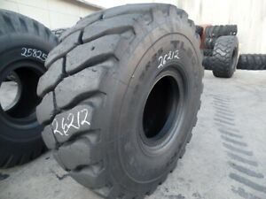 29 5r25 Triangle Otr Tire L 4 L4 2 star Used 66 32 Sidewall Section Sidewall B