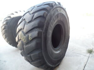 29 5r29 Michelin Otr Tire E 3 Xts 2 star Used 28 32 Sidewall Section Sidewall