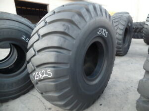 29 5x25 General Otr Tire E 3 L 3 Ndlcm 28 ply Used 40 32 Clean 29 5 25 Bias
