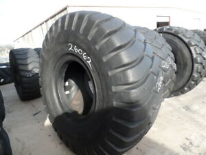 29 5x29 General Otr Tire E 3 L 3 Ndlcm 28 ply Used 40 32 Tread Section Sidewal