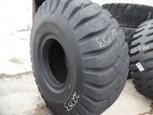 29 5x29 Titan Otr Tire E 3 L 3 Ndlcm 28 ply Used 28 32 Tread Section Sidewall
