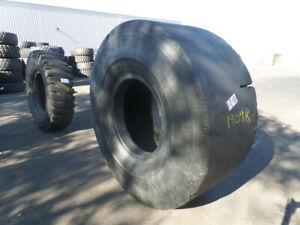 35 65x33 Firestone Otr Tire L 5s L5s 30 ply Used 72 32 Tread Section Sidewall