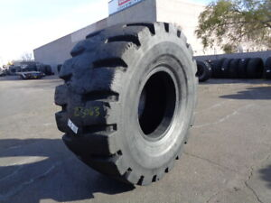 35 65x33 Titan Otr Tire L 5 Ld250 42 ply Used 73 32 Tread Section Sidewall Bea