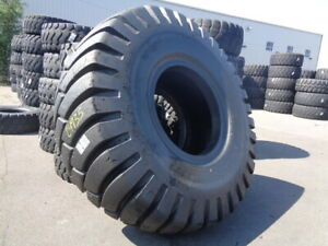 37 5x39 General Otr Tire E 3 L 3 Ndlcm 44 ply Used 54 32 Tread Section Bead Sp
