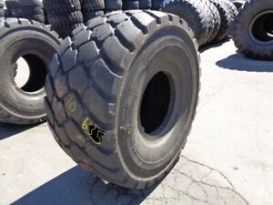755 70r25 Michelin Otr Tire L 3 Xld 1 star Used 32 32 Clean 755 70 25 755 70x25